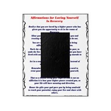 9x12AffirmationsTribal Picture Frame