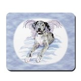 Merle Dane Angel UC Mousepad