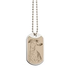 Whippet_KlineZ Dog Tags
