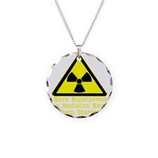 blk_Radiation_Superpowers Necklace