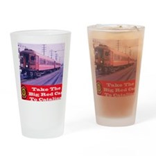 redcar Drinking Glass