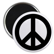 "Peace / CND 2.25"" Magnet (100 pack)"