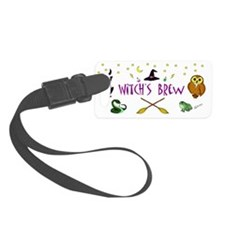 witchs brew Luggage Tag