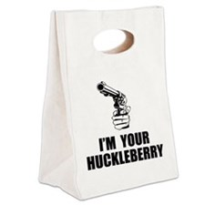 huckleberry2 Canvas Lunch Tote