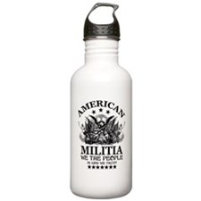 American Militia Water Bottle