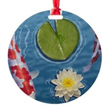 Koi Mousepad Ornament