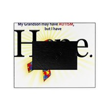 hope-grandson Picture Frame