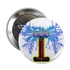 "TESLACOIL 2.25"" Button"
