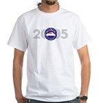 MicroNorth White T-Shirt
