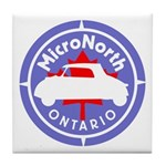 MicroNorth Tile Coaster