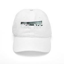 CSI.NY.3 Baseball Cap