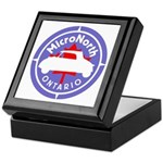 MicroNorth Keepsake Box