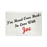 In Love with Joe Rectangle Magnet (100 pack)