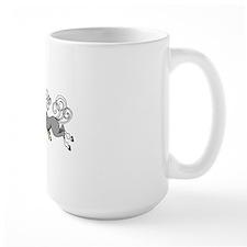 3 Prancers Mug