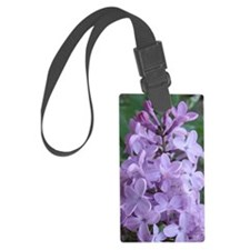 LilacPost Large Luggage Tag