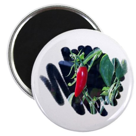 "Red Pepper 2.25"" Magnet (10 pack)"