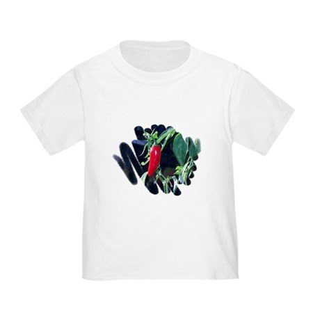 Red Pepper Toddler T-Shirt