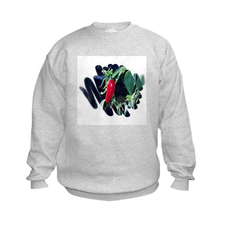 Red Pepper Kids Sweatshirt