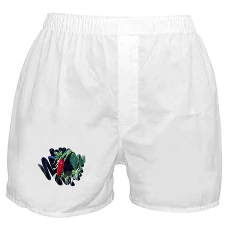 Red Pepper Boxer Shorts