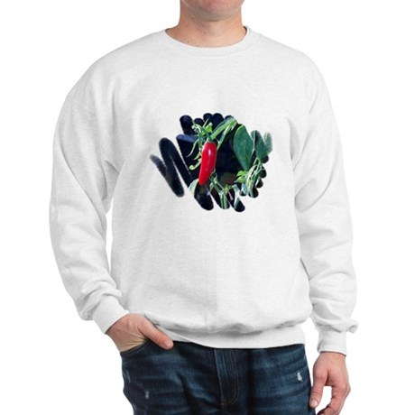 Red Pepper Sweatshirt