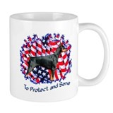 Dobie Protect Mug
