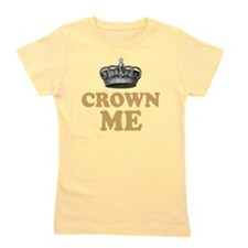 Crown Me 2 Girl's Tee