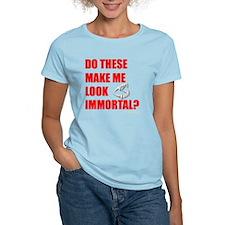 Fangs Blk Women's Light T-Shirt