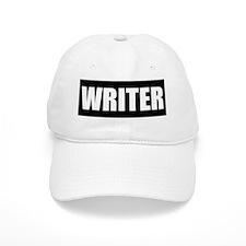 Writer Wht Cap