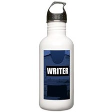 Vest Journal Sports Water Bottle