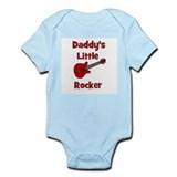 Daddy's Little Rocker with Gu Onesie