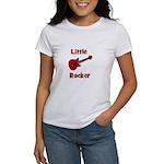 Little Rocker with Guitar Women's T-Shirt