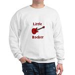 Little Rocker with Guitar Sweatshirt