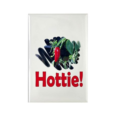 Hottie Rectangle Magnet (10 pack)