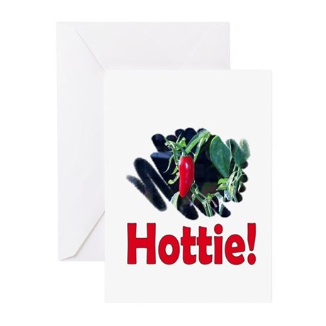 Hottie Greeting Cards (Pk of 10)