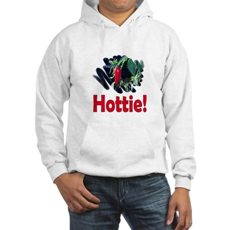 Hottie Hooded Sweatshirt