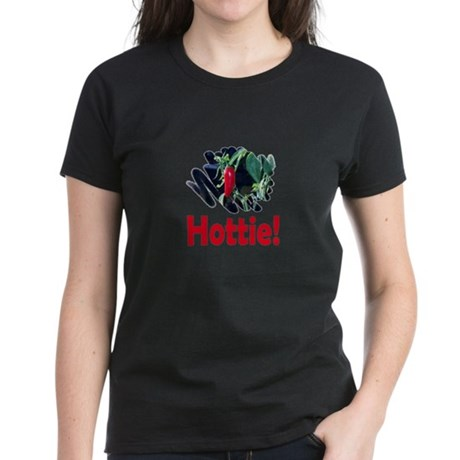 Hottie Women's Dark T-Shirt