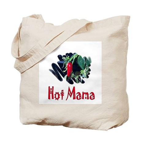 Hot Mama Tote Bag