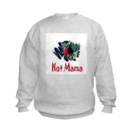 Hot Mama Kids Sweatshirt
