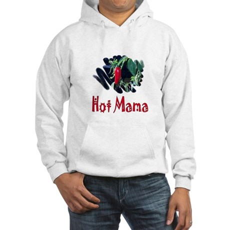 Hot Mama Hooded Sweatshirt