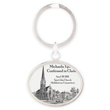 2011 Michaela Tyrrell  192 120_Fixed Oval Keychain