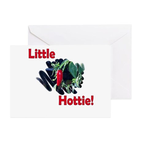 Little Hottie Greeting Cards (Pk of 10)