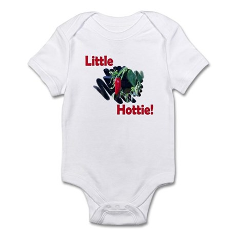 Little Hottie Infant Bodysuit