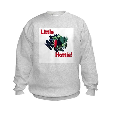 Little Hottie Kids Sweatshirt