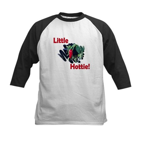 Little Hottie Kids Baseball Jersey