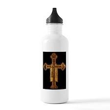 14th_Century_Crucifix_ Water Bottle