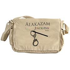 Alakazam Wht Messenger Bag