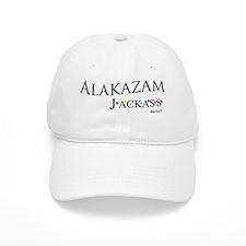 Alakazam Text Wht Cap