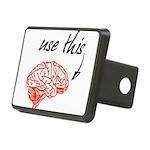 Use brain Hitch Cover