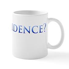 Irony Blk Mug
