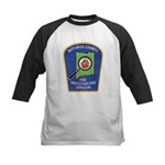 Dutchess Fire Investigation Kids Baseball Jersey
